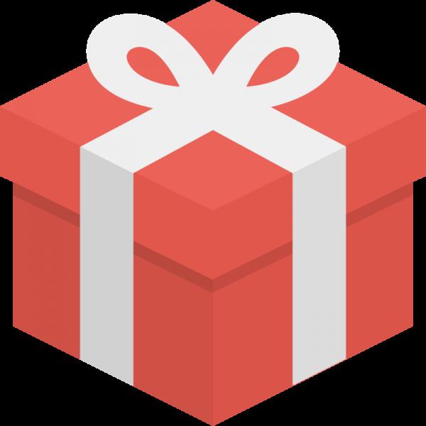 Gift wrap box